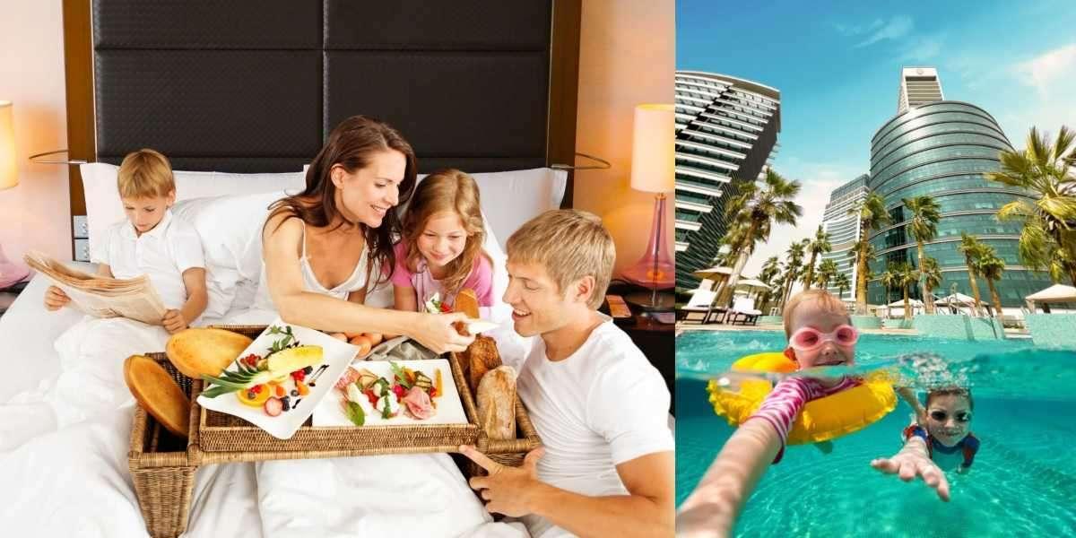 Summer at IHG Dubai Festival City Hotels