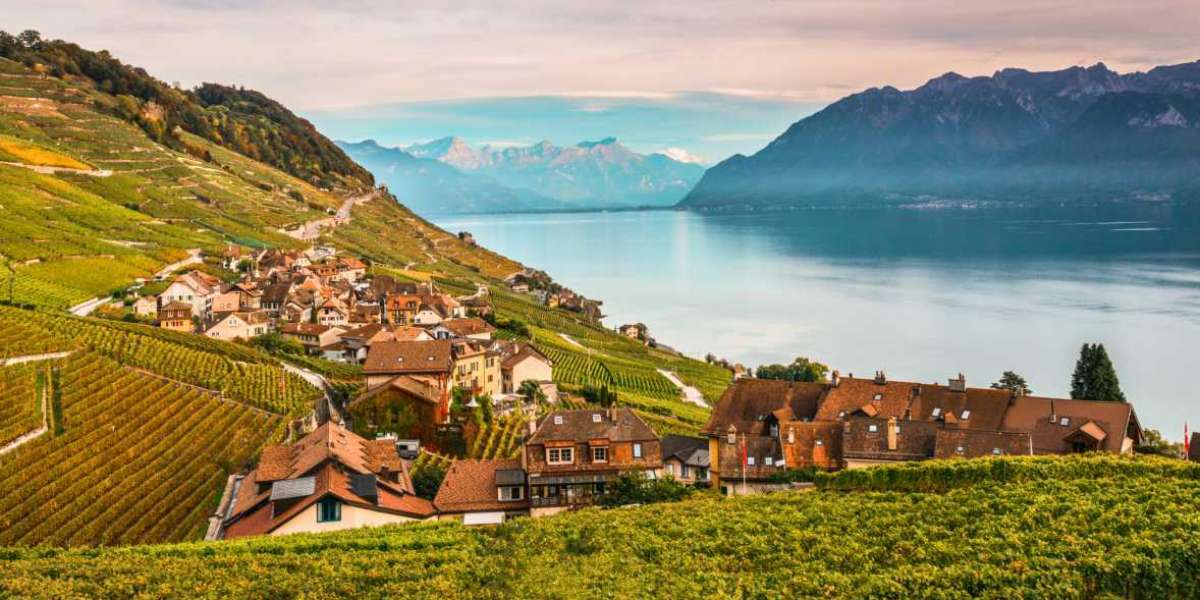 Discover Lausanne this Summer Where Breathtaking Nature Meets Luxury