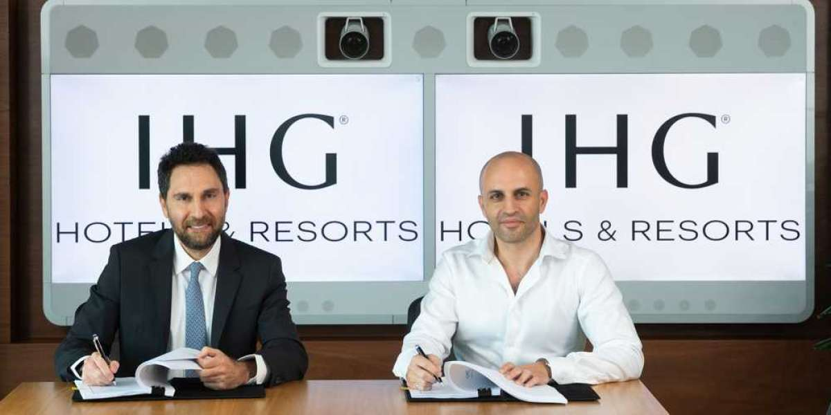 IHG to Bring its Premium Brand, voco to Dubai's Iconic Palm Jumeirah
