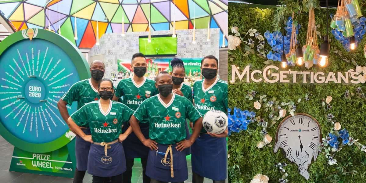 All the Fun this Weekend with Two Special Edition Brunches at McGettigan's