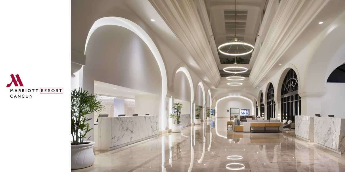 Iconic Mexican Resort Unveils Fresh Lobby Renovation