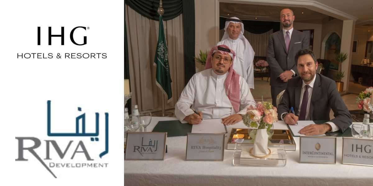 IHG® Signs InterContinental Riyadh King Fahed Road - Second Hotel to be Developed under MDA with RIVA