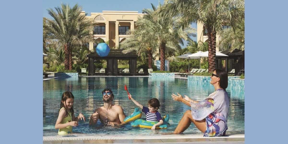 DoubleTree by Hilton Resort & Spa Marjan Island Launches its Get Away to Get Closer Package from 499 AED