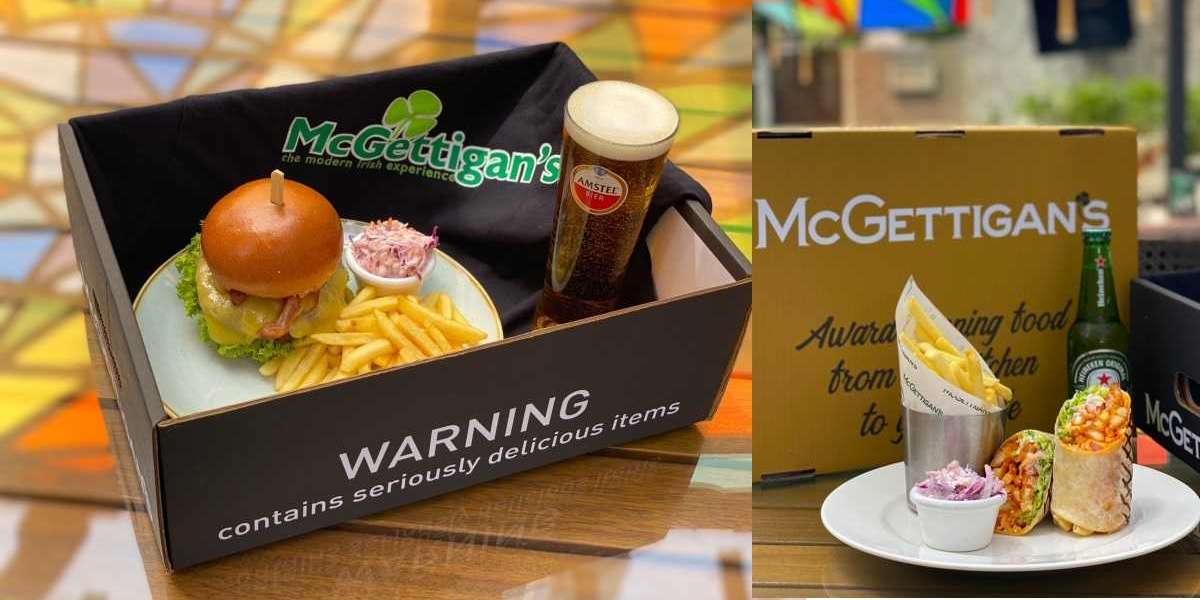 Not All Hero's Wear Capes...McGettigan's Launch a Meal Plan to Save Your Summer