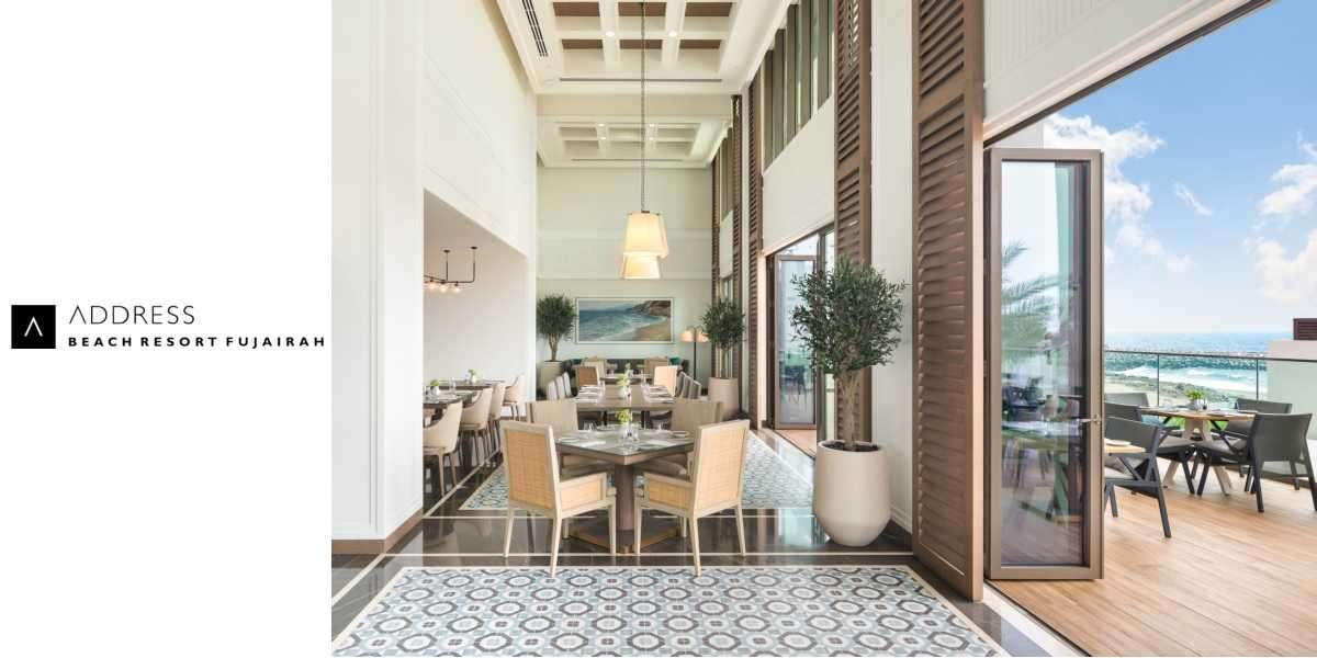 Address Beach Resort Fujairah Now Open