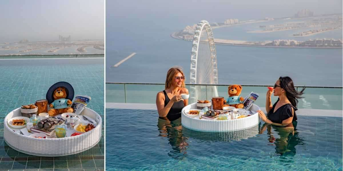 Set Afloat the Ultimate Breakfast Experience