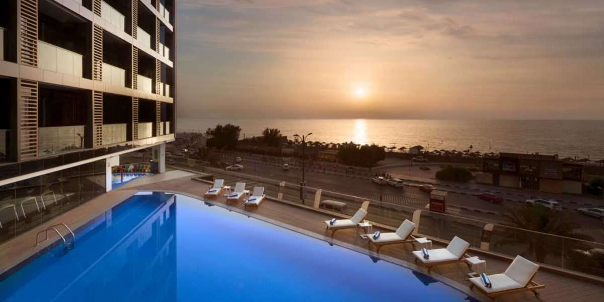 Stay for Two Nights for a Price of One at Wyndham Garden Ajman Corniche