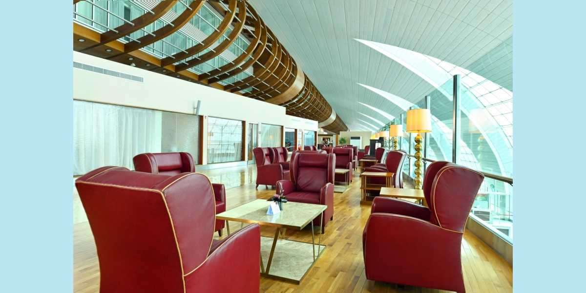 Emirates Re-opens Dedicated First Class Lounge at DXB to Serve Increased Premium Demand