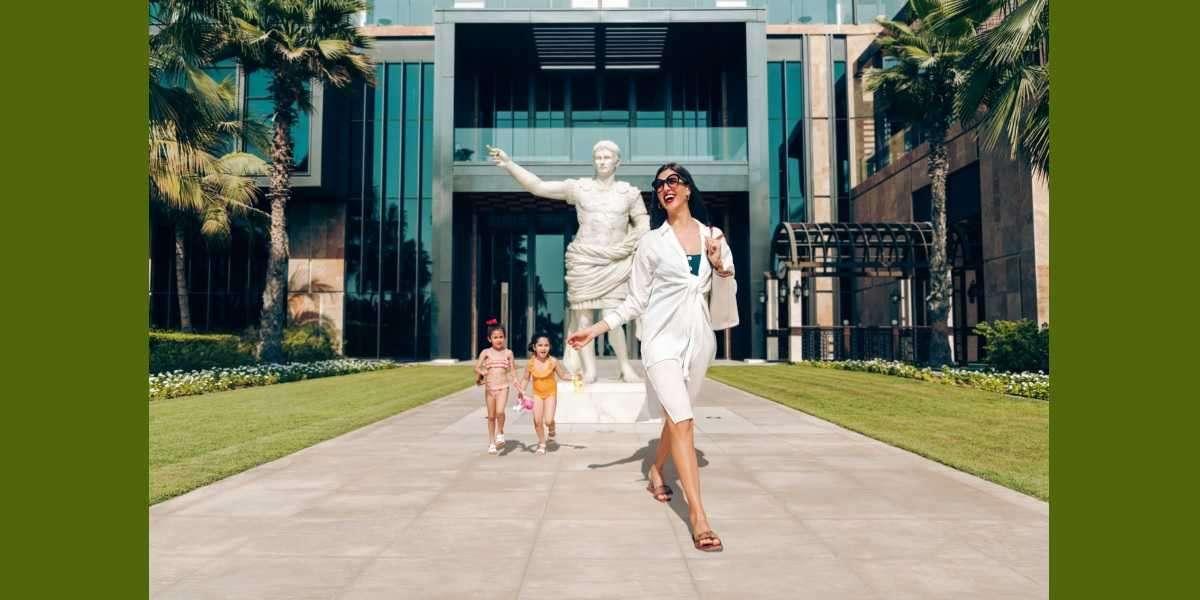 Indulge in a Stylish, Lively Eid Escape at Caesars Palace Dubai