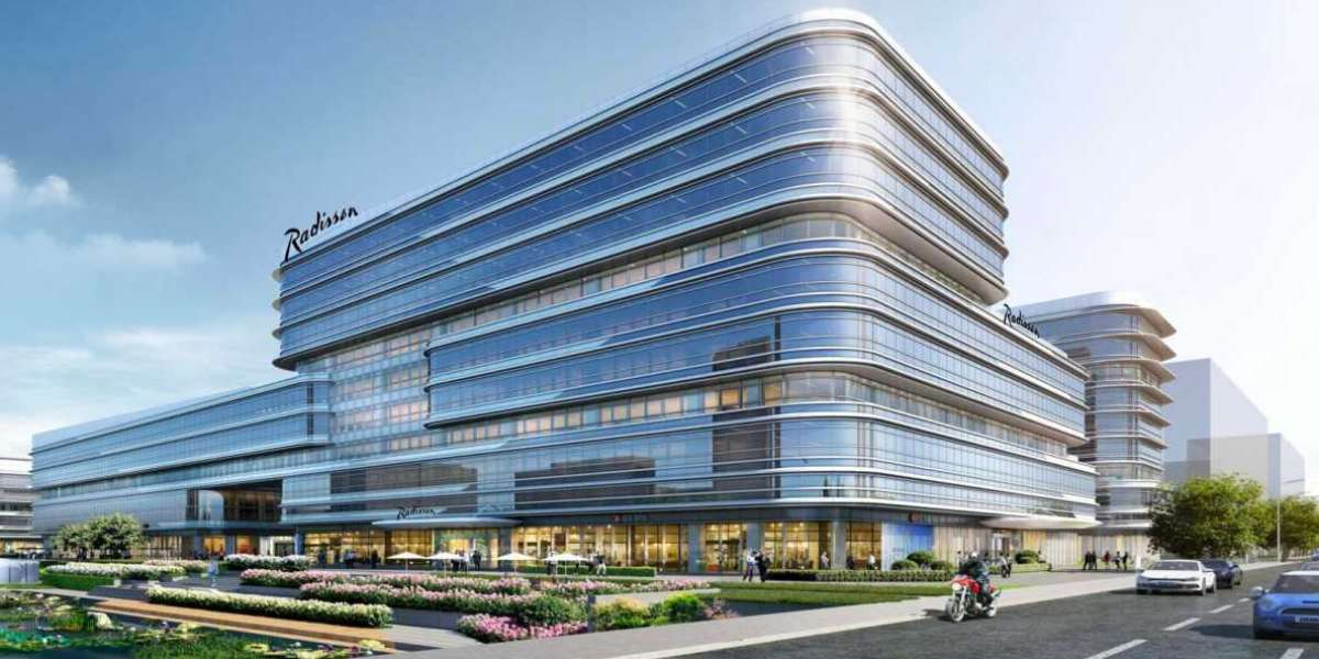 Radisson Takes Off with New Hotel at Beijing Daxing International Airport