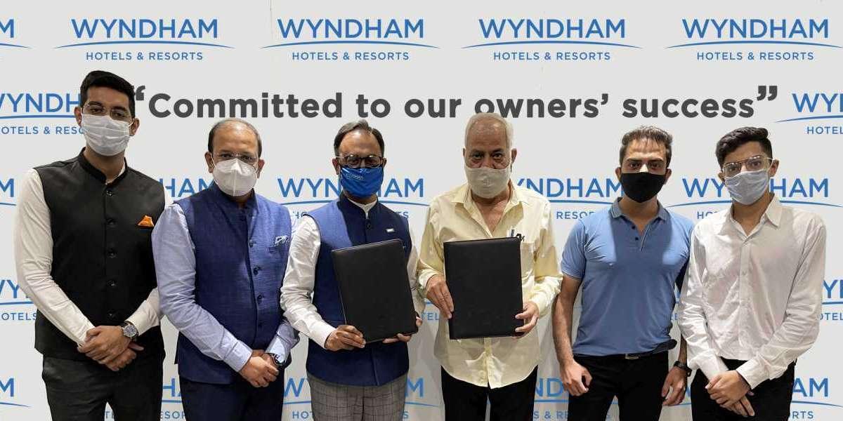 Signing of Ramada by Wyndham Sonipat