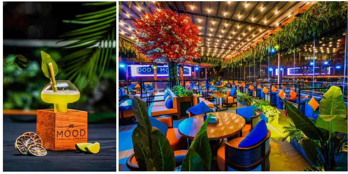 Relax and Enjoy Summer at MOOD Rooftop Lounge
