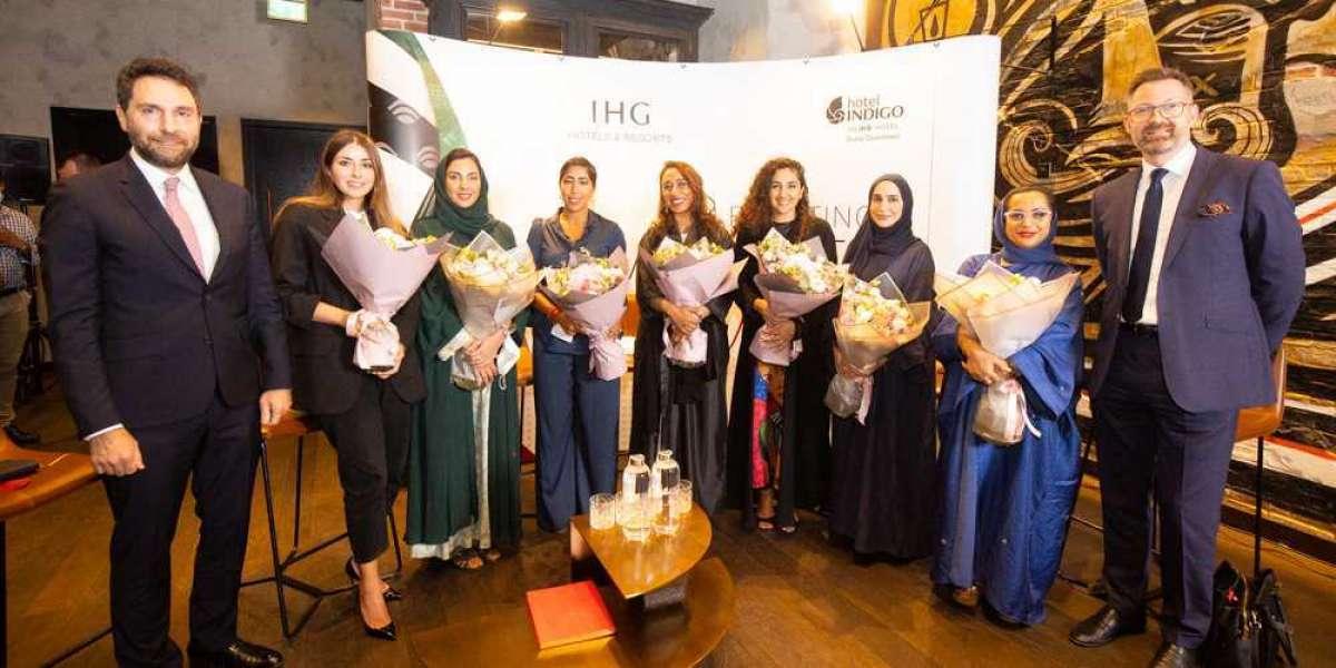 IHG Celebrates Distinguished Emirati Women on the Occasion of Emirati Women's Day
