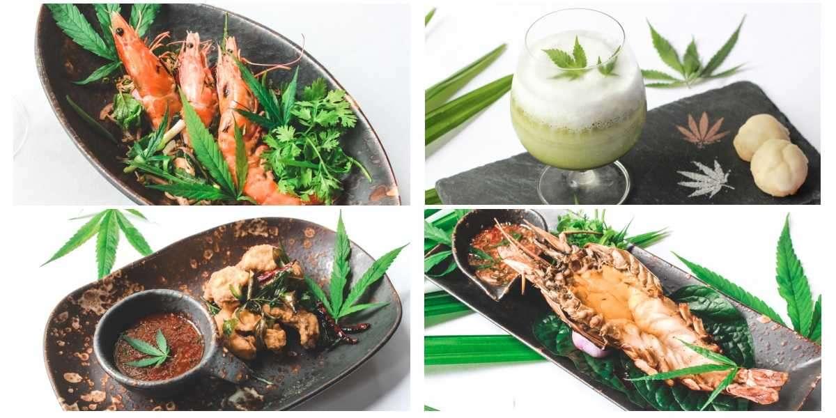 Anantara Chiang Mai Resort Launches Its Nutritious Cannabis Infused Menu
