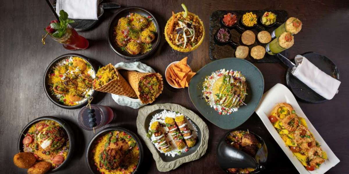 It's Good To Chaat: Chaatwala Comes To Farzi Café