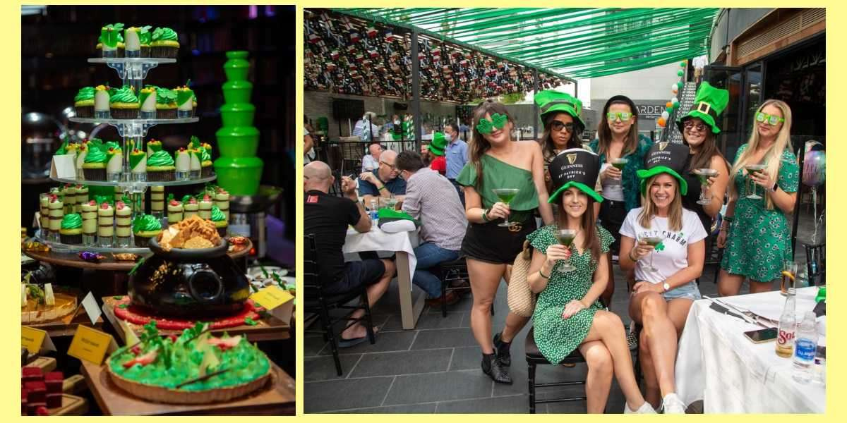 McGettigan's JLT to Host 'St Practice Day', The Ultimate St Patrick's Day Dress Rehearsal