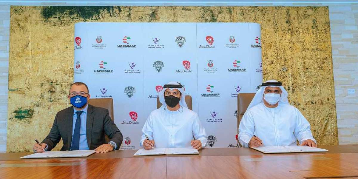 The Department of Culture and Tourism – Abu Dhabi Moves to Make Emirate Mixed Martial Arts Capital of the World