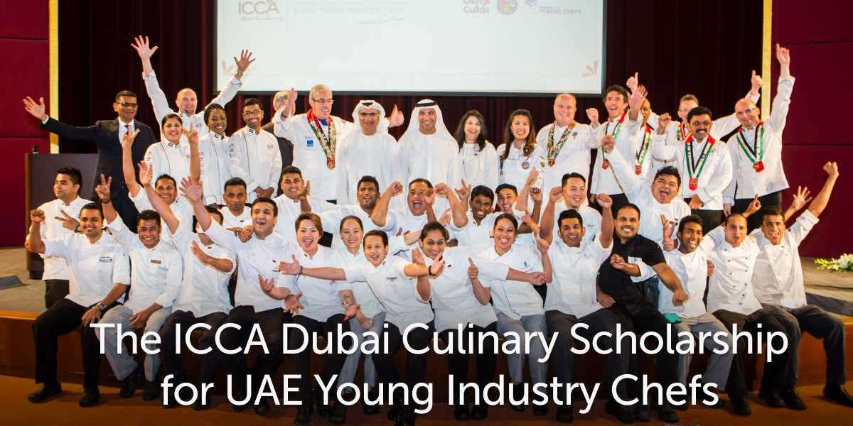The ICCA Dubai Culinary Scholarship for UAE Young Industry Chefs