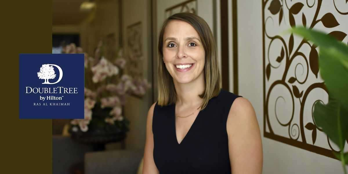 DoubleTree by Hilton Ras Al Khaimah Appoints Eva Muscheid as New Hotel Manager