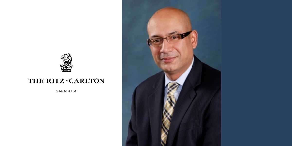 The Ritz-Carlton, Sarasota Welcomes New General Manager: Rajesh Khubchandani