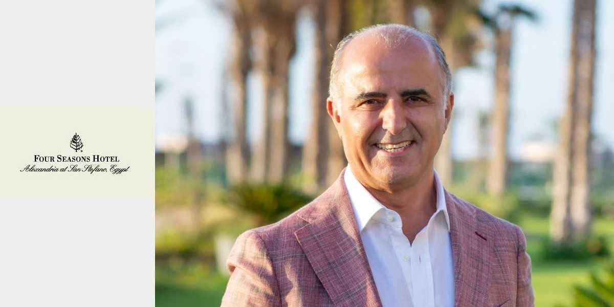 From the Bosphorus to the Mediterranean, Nihat Yucel Embarks on a New Journey as GM of Four Seasons Alexandria