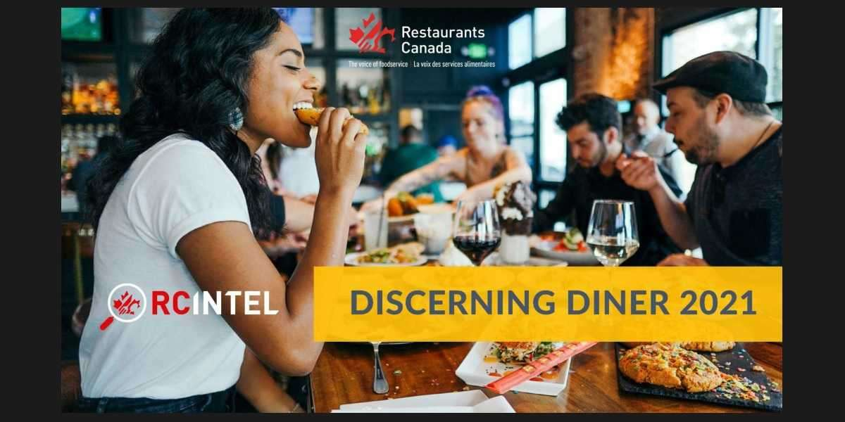 Canadians Show Appetite for In-person Dining; Restaurants Canada Reveals Post-pandemic Dining Trends