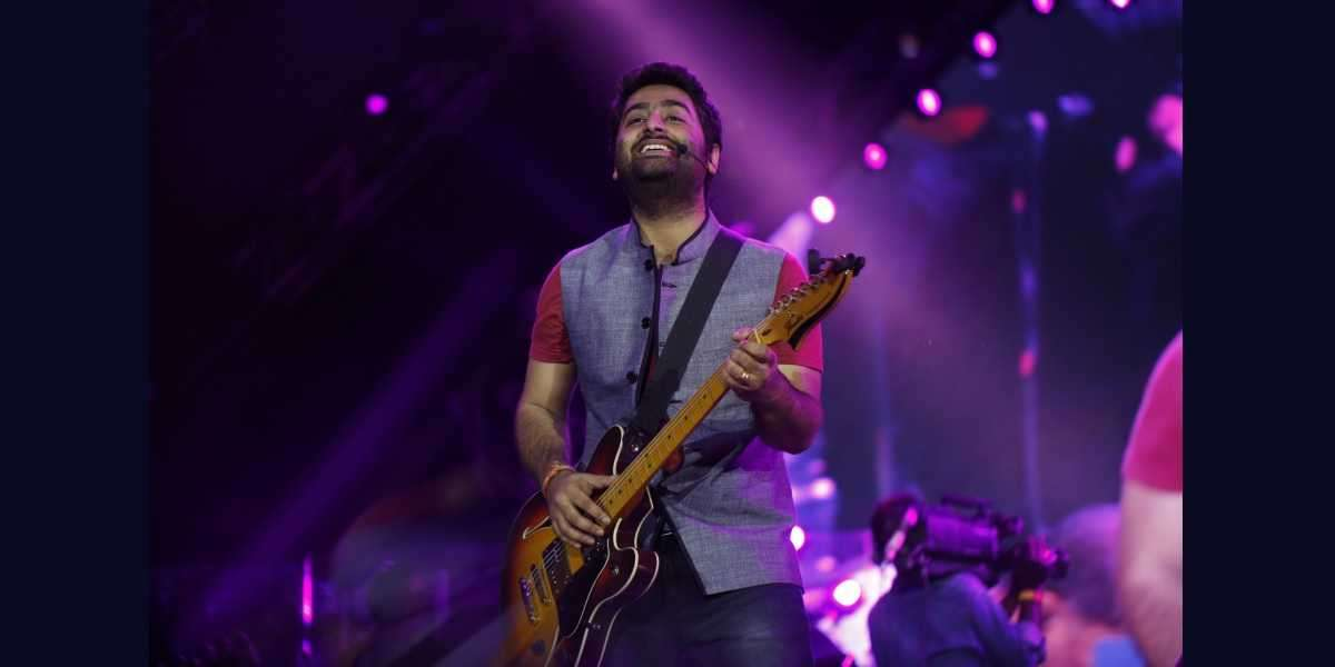 Bollywood Superstar Singer Arijit Singh to Thrill Fans with Concert at Yas Island's Etihad Arena
