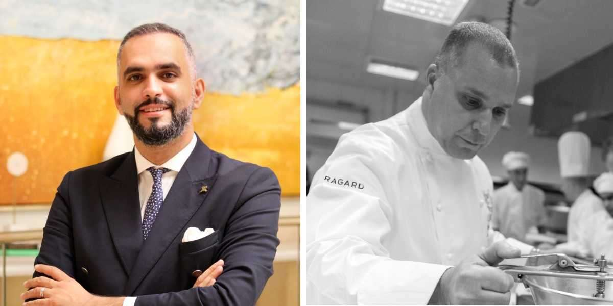 The St. Regis Dubai, The Palm Announces Two New Additions to its Senior F&B Team