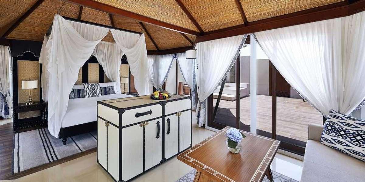 Stay for Five Nights at The Ritz-Carlton Ras Al Khaimah, Al Hamra Beach and Redeem an Extra Night