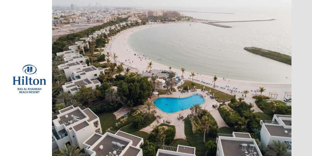 Hilton Ras Al Khaimah Beach Resort is Your Top Choice for Staycation Escapes, Alfresco Feasts and Ladies Night Fun!