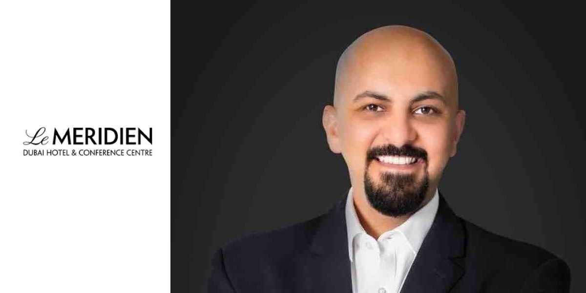 Saad Al-Ghamdi Appointed as Complex Director of Sales & Marketing for Six Marriott International Properties in Dubai