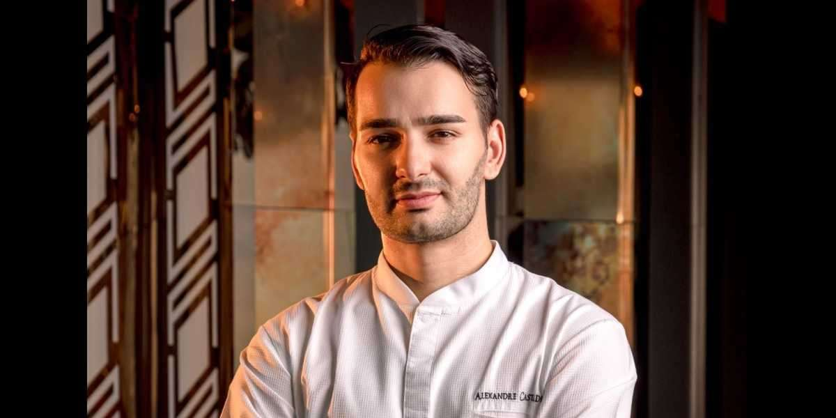 Meet Head Chef Alexandre Castaldi as He Dishes Out Plans for Returning Bangkok Diners