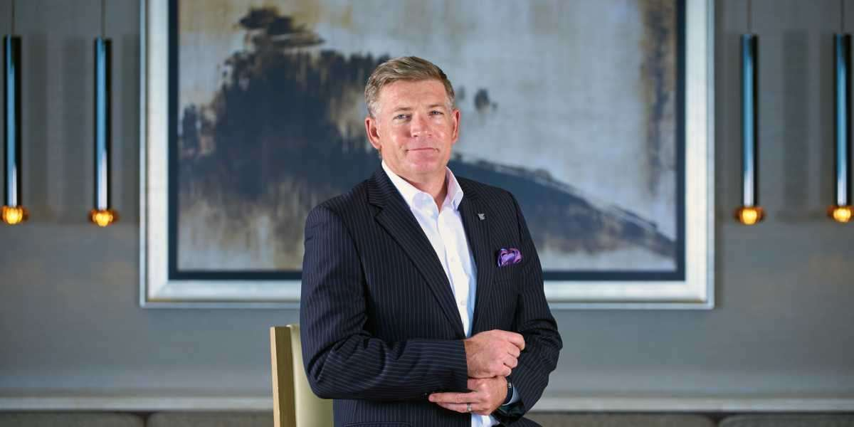 Nick Patmore Promoted to Hotel Manager at the World's Tallest 5-star Hotel