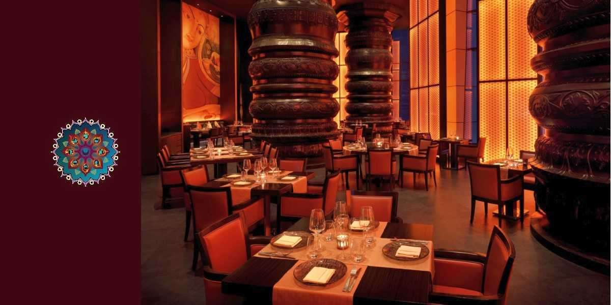 The Destination of Exceptional Taste Welcomes a New Restaurant, Rang Mahal