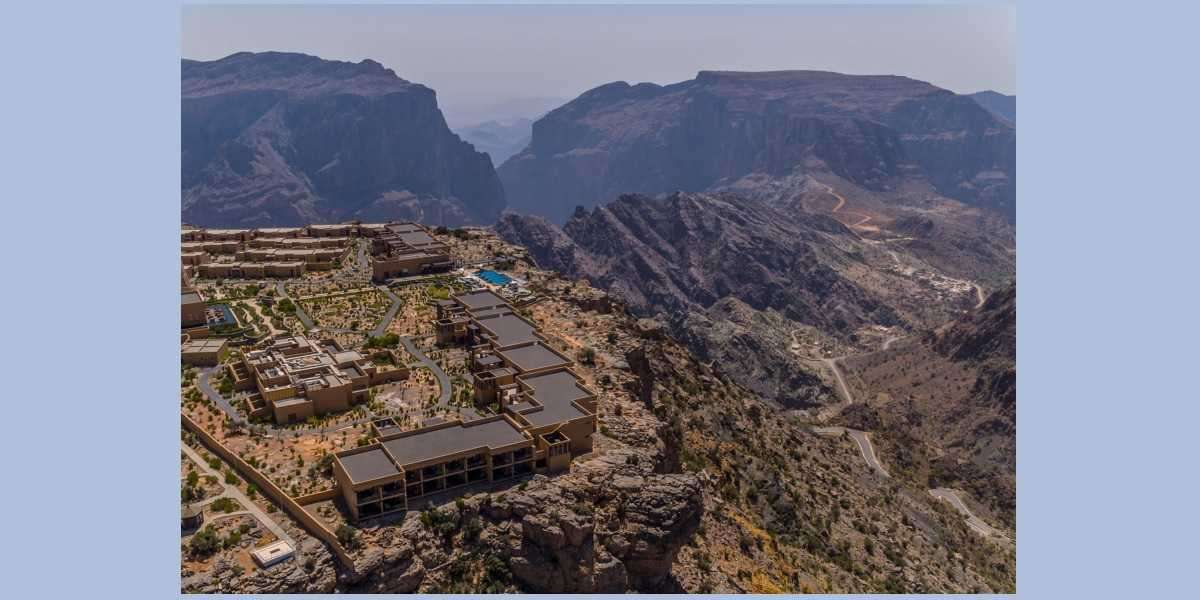Rediscover the Beauty of Oman with Anantara
