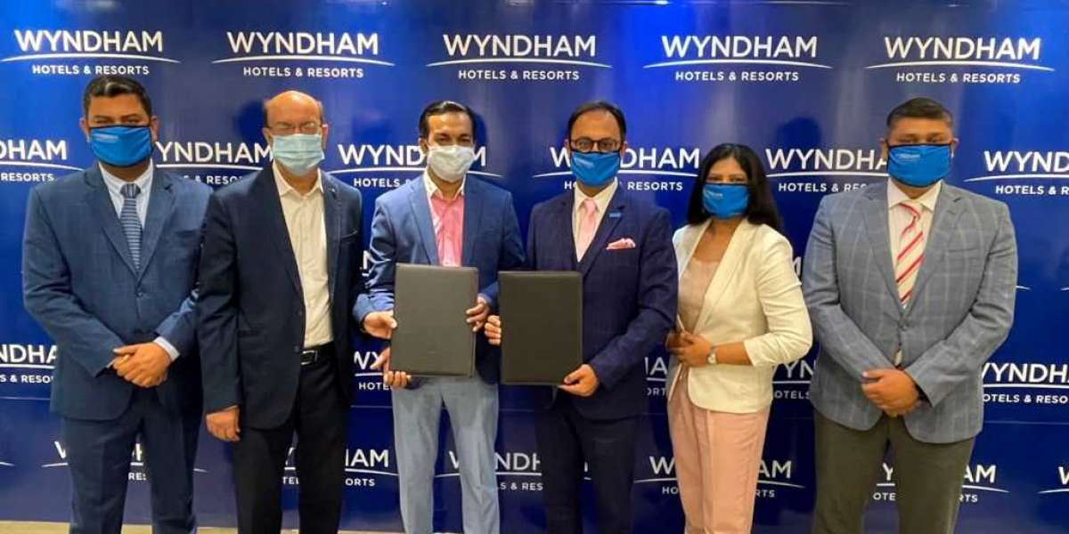 Signing of Non-Exclusive Development Agreement (NEDA) with Wyndham Hotels & Resorts