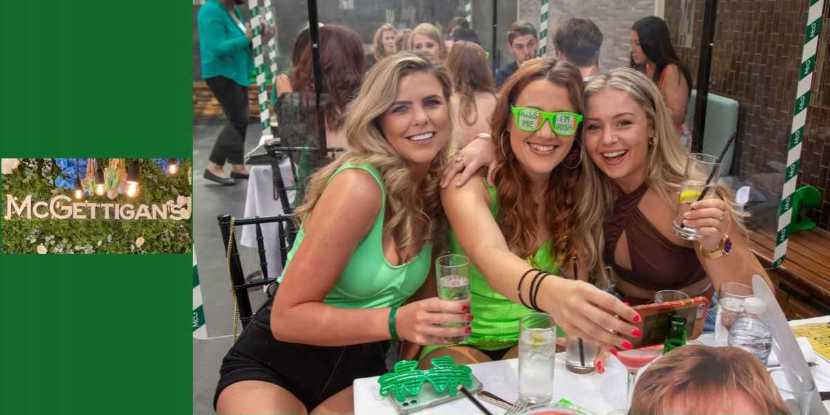 The Ultimate St. Patrick's Day Dress Rehearsal at McGettigan's JLT