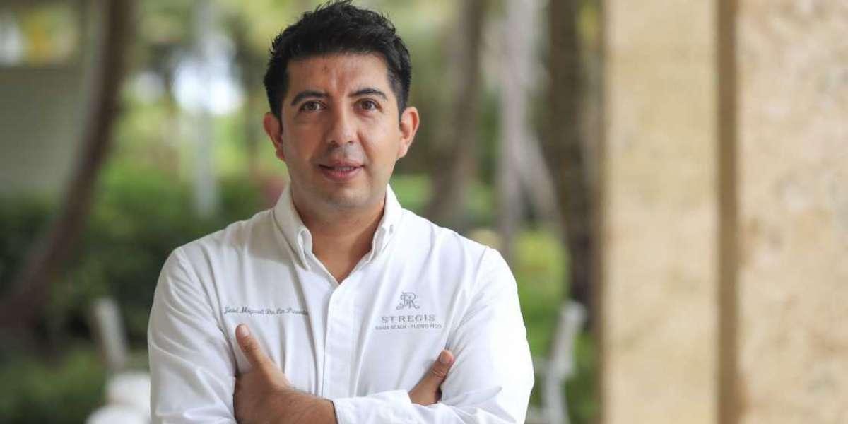 The St. Regis Bahia Beach Resort Appoints Chef Jose Miguel De la Puente as Executive Chef