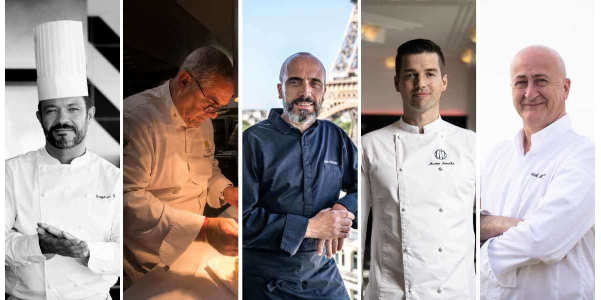Accor Showcases Exclusive Menus at France Pavilion during EXPO 2020