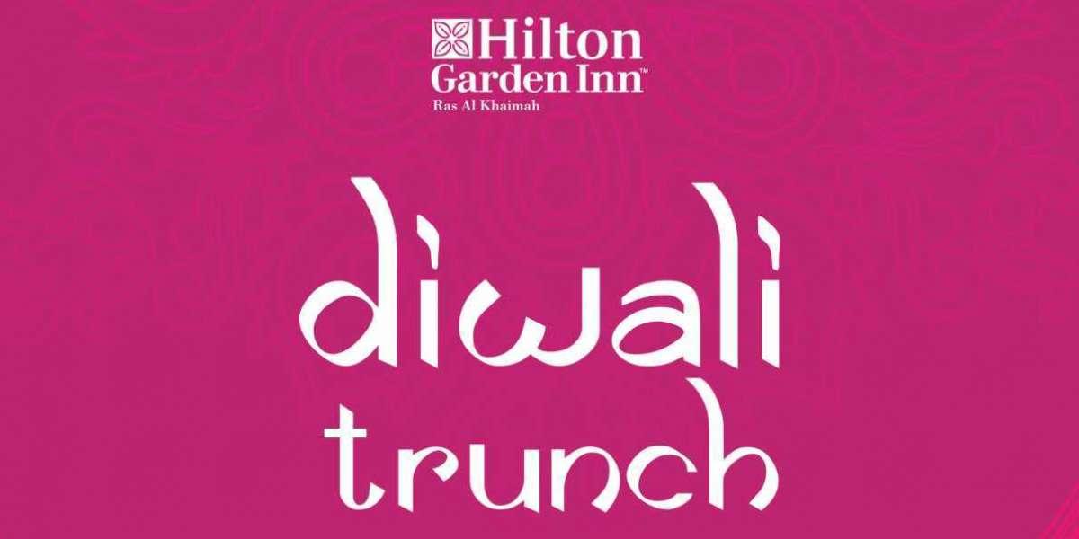 The Ultimate Diwali Celebration with a Desi Trunch Event at Hilton Garden Inn, Ras Al Khaimah