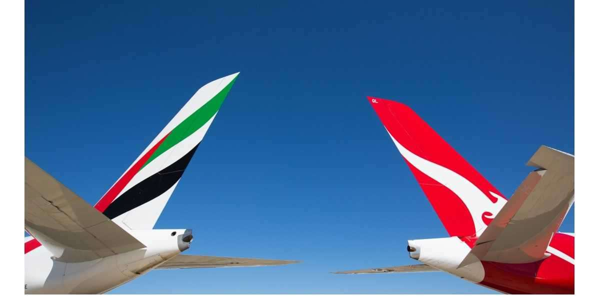 Emirates and Qantas Extend Partnership to Help Boost Recovery of International Travel