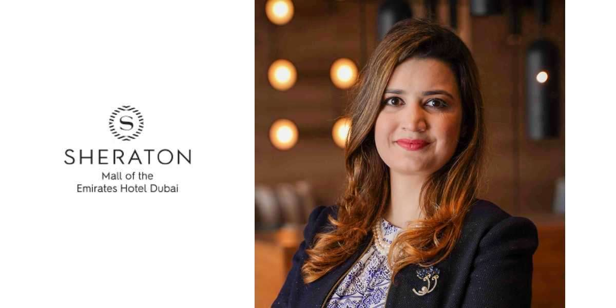 Sheraton Mall of the Emirates Announce New General Manager