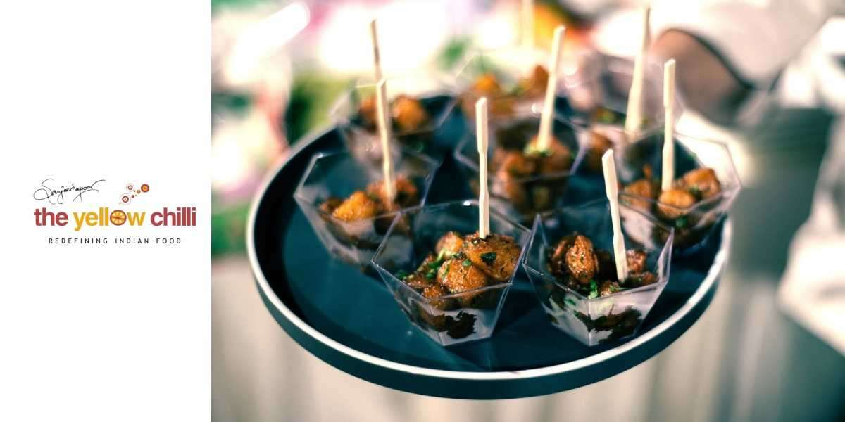 The Yellow Chilli Welcomes Event Season with New Catering Service