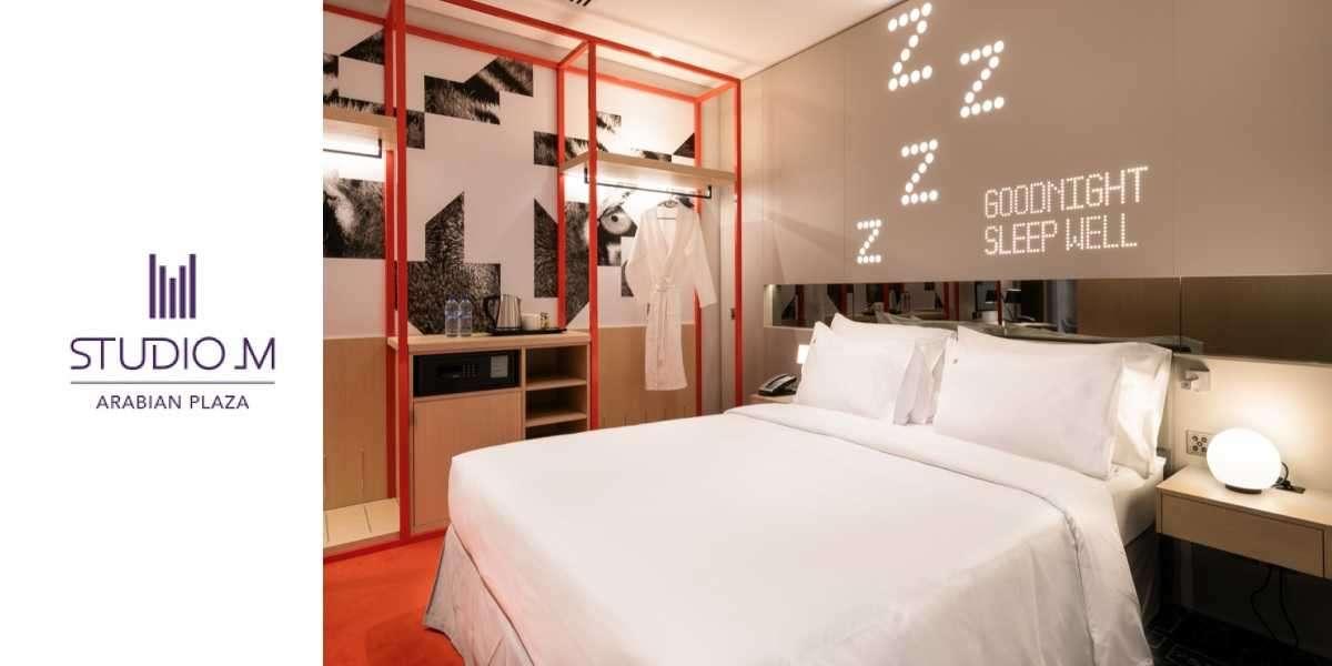 Studio M Arabian Plaza Celebrates EXPO with Unbeatable Offers