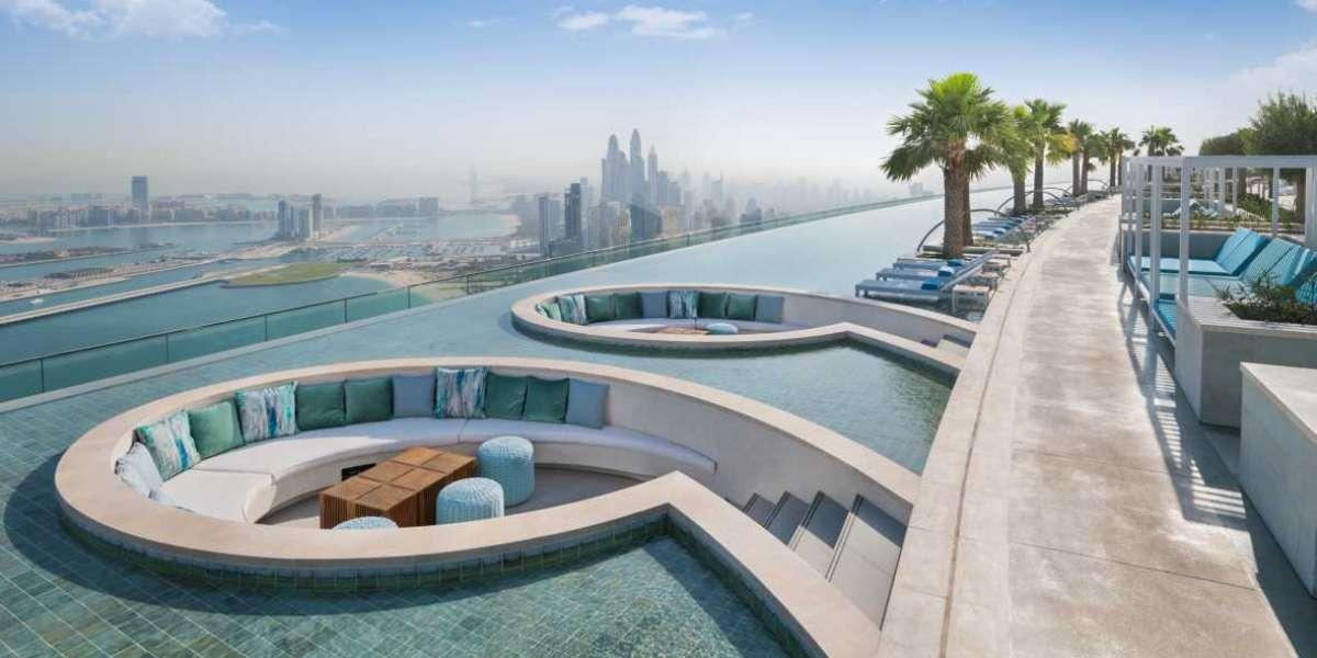 Raising the Level of Luxury at Address Beach Resort