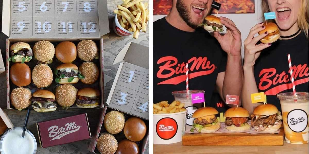 Dubai's Bite Me Burger Launches All You Can Eat Friday